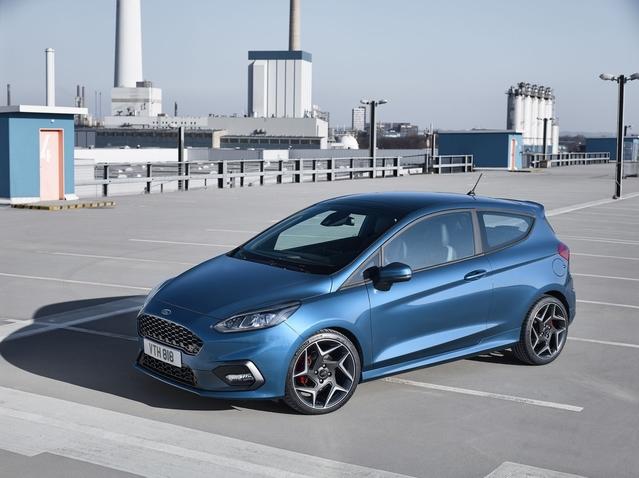 Salon de Genève 2017 - Ford Fiesta ST: pressée