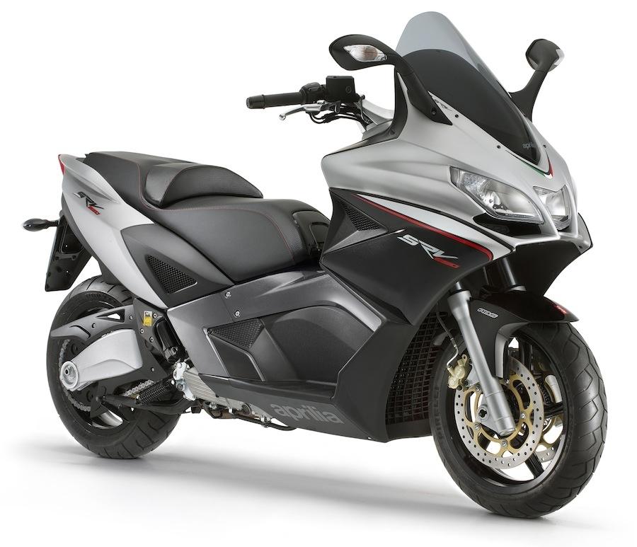 Aprilia : remise de 1650 € sur le SRV 850 ABS/ATC jusqu'au 30 septembre
