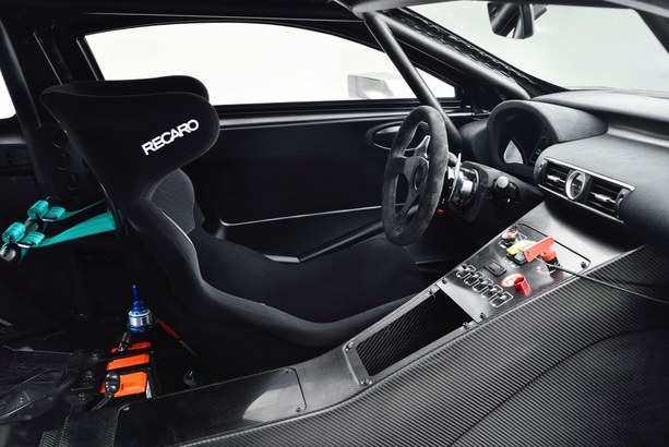 Toutes les nouveautés de Genève 2014 : Lexus RC F GT3, pour pistard