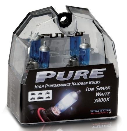 Putco ampoule Pure H4: plus la peine de manger des myrtilles...