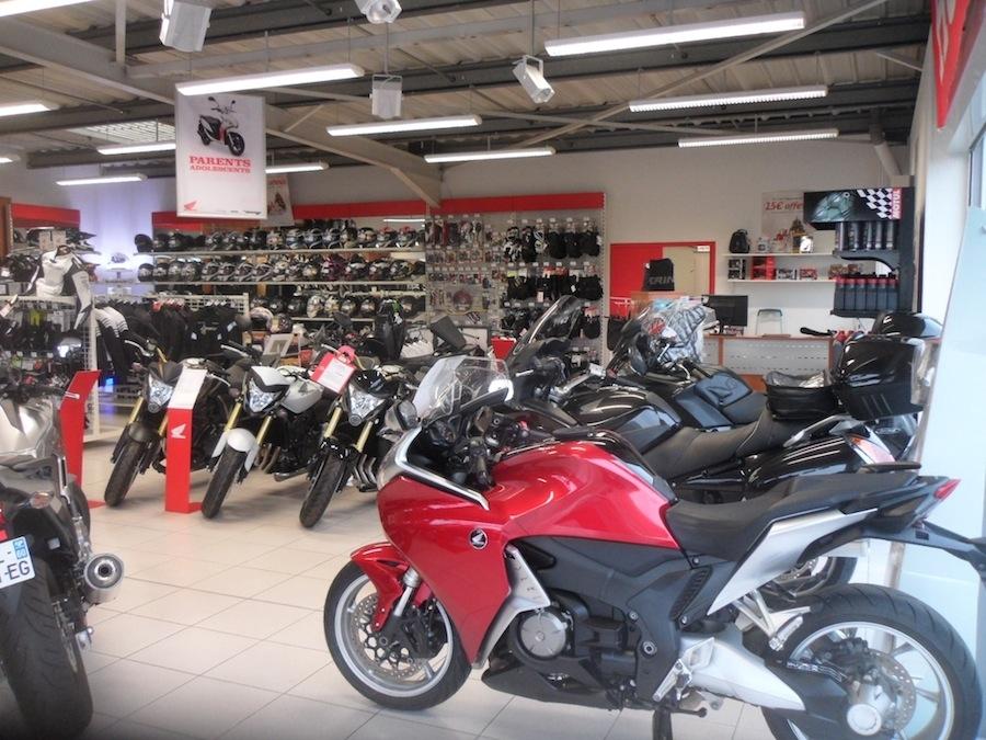 Honda : une nouvelle concession s'ouvre à Compiègne