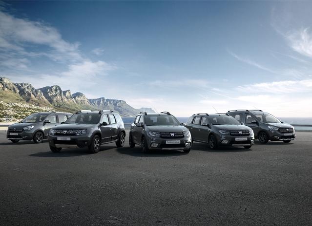 Salon de Genève 2017 : Dacia lance une série spéciale sur tous les Stepway