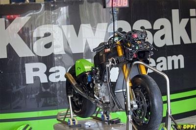 Moto GP - Portugal: Kawasaki veut Rossi en 2009
