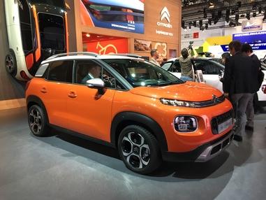 Le top des SUV urbains au salon de Francfort 2017 : Citroën C3 Aircross, Seat Arona, Hyundai Kona, etc