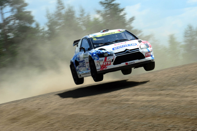 Rallycross RX: Davy Jeanney à la recherche de sponsors