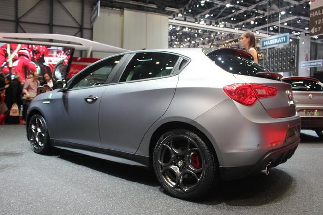 En direct de Genève 2014 - Alfa Romeo Giulietta et MiTo Quadrifoglio Verde, le retour du trèfle