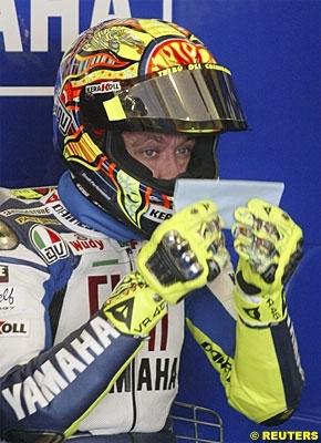 "Moto GP - Portugal Rossi: ""Mission accomplie"""