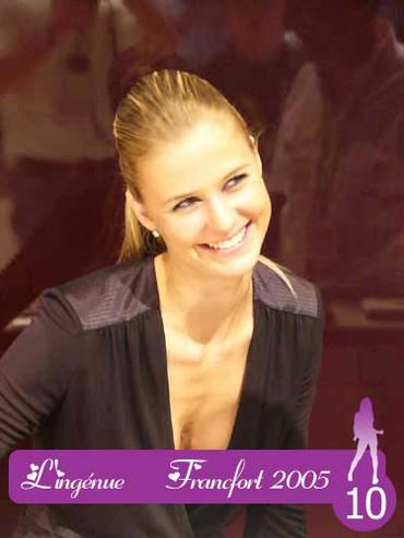 Revivons ensemble l'élection de Miss Francfort 2005!