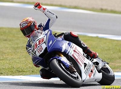 Moto GP - Portugal: Cette fois la bonne pour Lorenzo ?