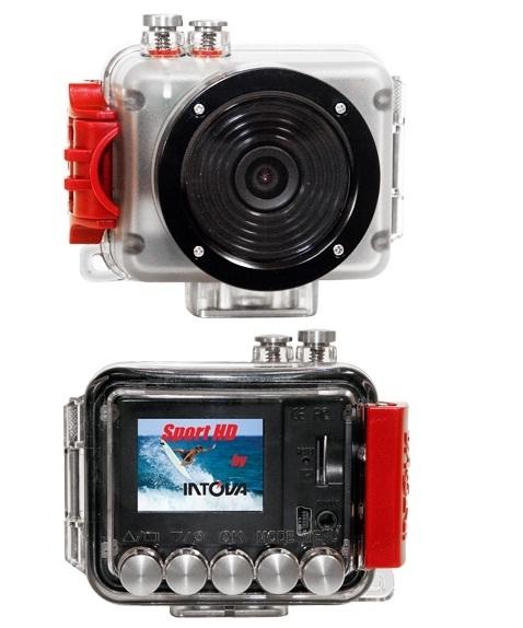 Intova : la caméra Sport Pro SP1 Full HD
