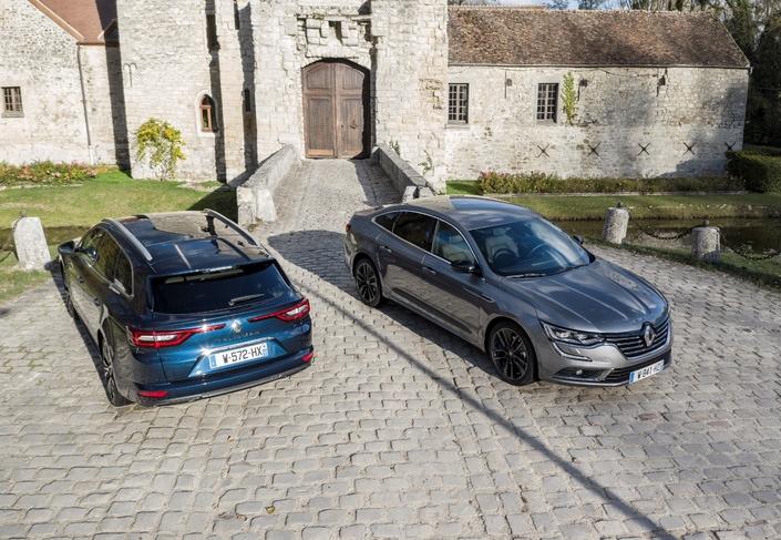 Renault Talisman: une nouvelle gamme de moteurs TCe et BluedCi