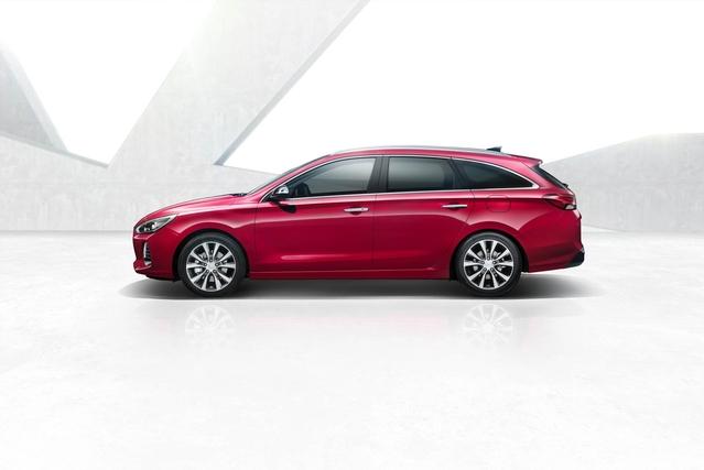 Salon de Genève 2017 : Hyundai lève le voile sur l'i30 break