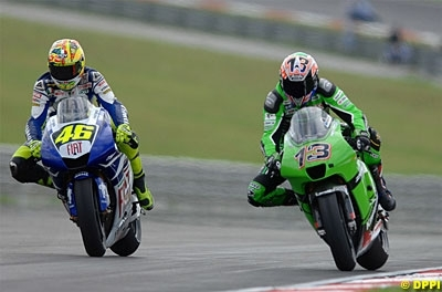Moto GP - Rossi: 20 millions sur la table posés par Kawasaki ?