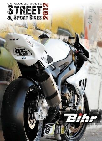 """Bihr: l'édition 2012 du catalogue """"Route"""" est dispo"""