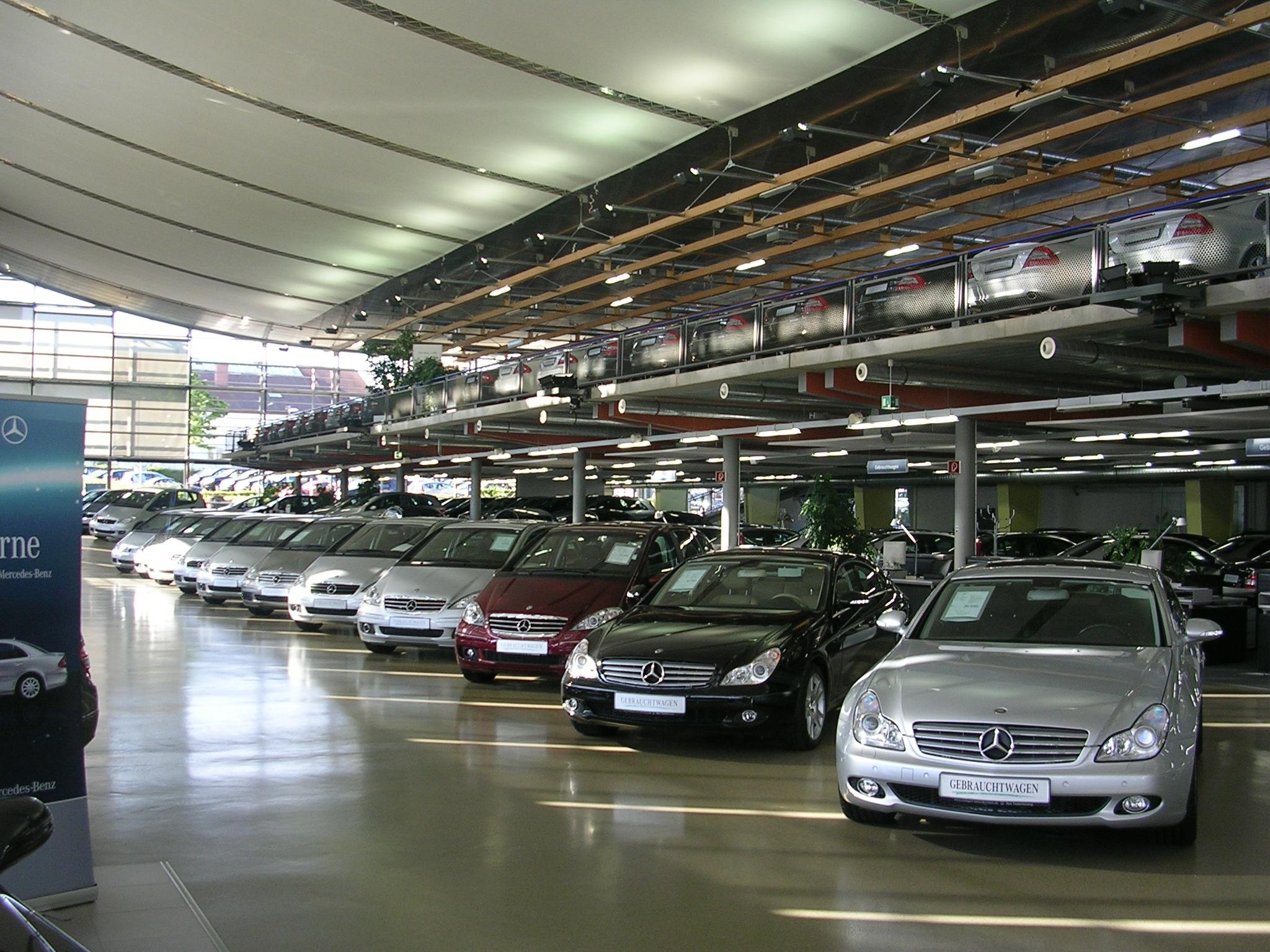 La ville de mercedes et porsche veut bannir le diesel - Garage mercedes mantes la ville ...