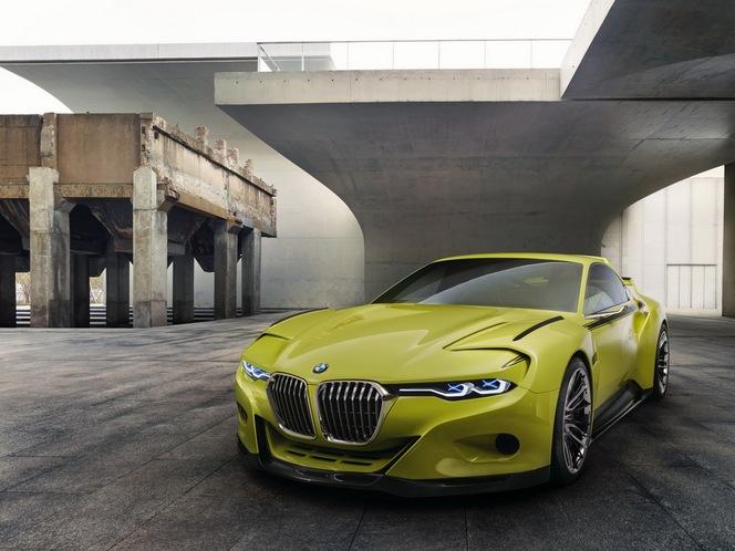 Villa d'Este 2015 : BMW 3.0 CSL Hommage