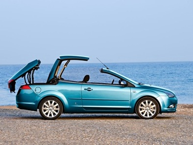 Ford Focus CC : sous le soleil de novembre !