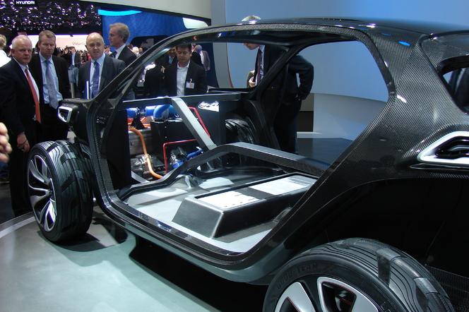 En direct de Genève 2014 - Hyundai Intrado Concept: essentiel lui aussi