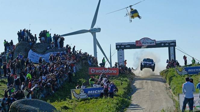 WRC Portugal : Latvala résiste au retour d'Ogier