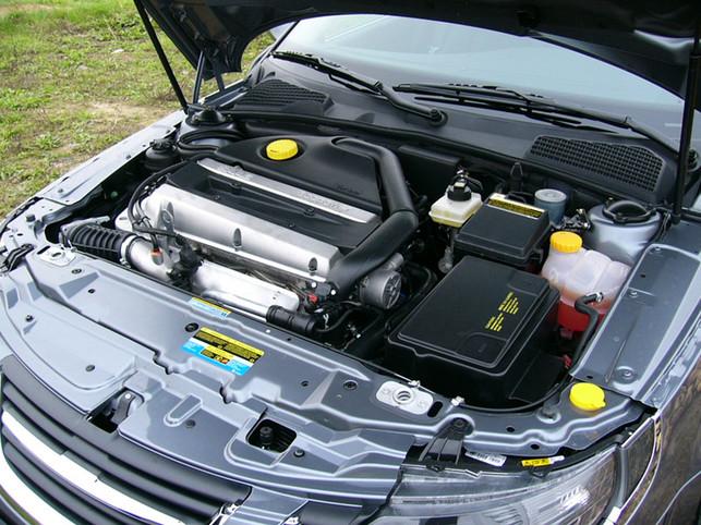Saab mise sur la motorisation flexi-fuel BioPower