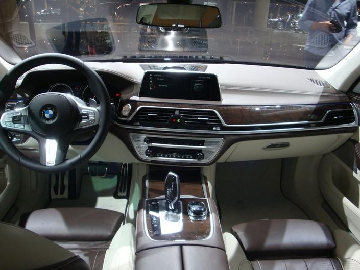 BMW Série 7 Edition 40 Jahre: pas pour nous - En direct du Salon de Francfort 2017