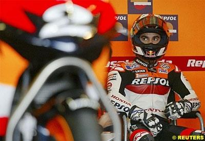 Moto GP - Portugal: Les mauvais rapports de Pedrosa
