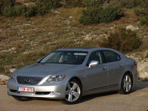 Essai - Lexus LS 460 : objectif étoilé