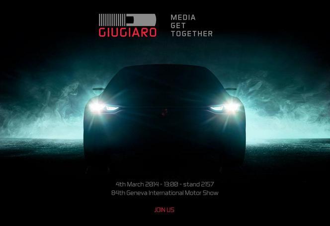 Genève 2014 : Giugiaro sera là avec un concept
