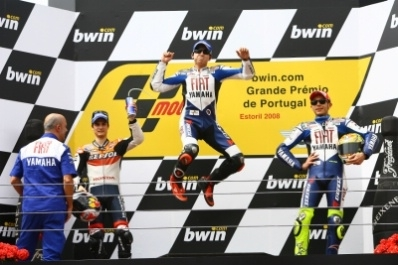 Moto GP - Portugal Lorenzo: Ce soir, sur le billard ?