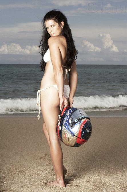 Danica Patrick est plus attirée par la NASCAR (que la F1)