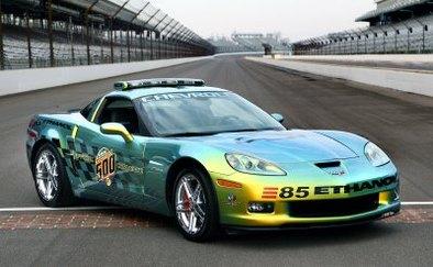 Etats-Unis : l'éthanol, star de la course 500 miles d'Indianapolis