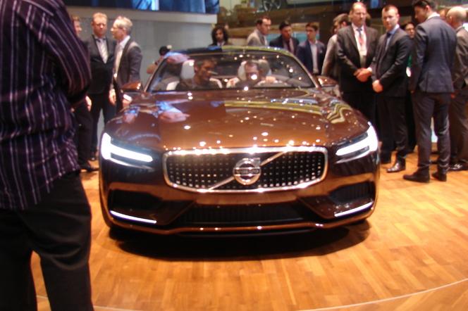 En direct de Genève 2014 - Volvo Concept Estate: réincarnation