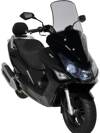Ermax: des bulles pour Daelim 125 S3 (2011/ 2012)