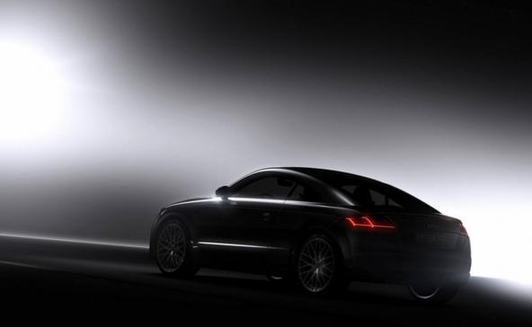 Toutes les nouveautés du salon de Genève 2014 - Nouvelle Audi TT: la 1ère véritable image