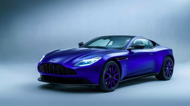 Salon de Genève 2017 : joli programme pour Aston Martin