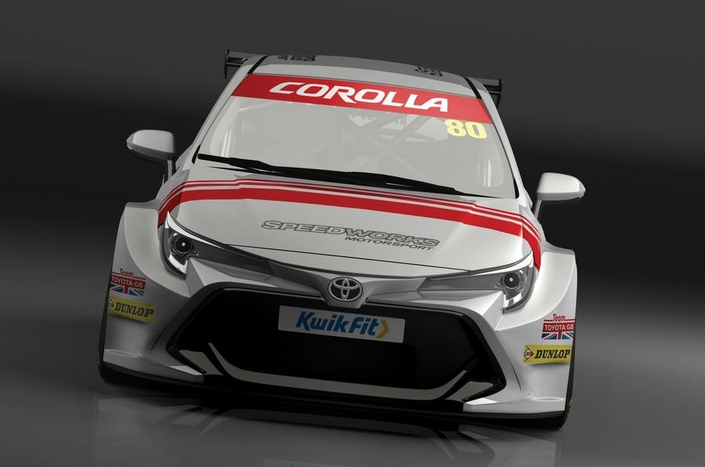 toyota la nouvelle corolla d j en comp tition l 39 hybride pour 2021. Black Bedroom Furniture Sets. Home Design Ideas