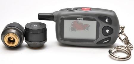 Tecno Globe surveille votre pression avec le TPMS.