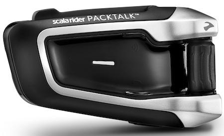Cardo Pack Talk: intercom full duplex (jusqu'à 10 motards)