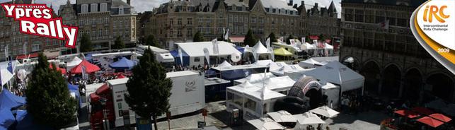 TV - IRC Rallye d'Ypres : Eurosport met le paquet