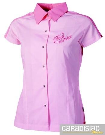 Fêtes des mères 2010 : chemisette IXS Mara.