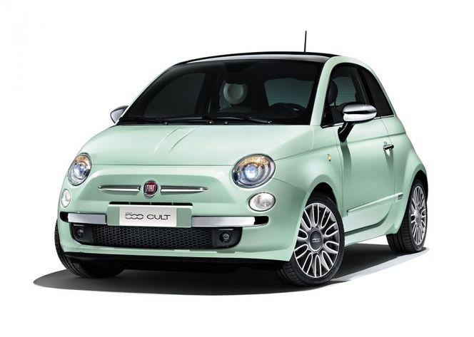 Toutes les nouveautés du salon de Genève 2014 - Fiat 500 Club