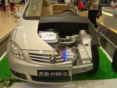 ChangAn : sa Jiexun-HEV, la première berline hybride chinoise produite en série