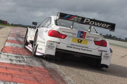 Toutes les nouveautés du salon de Genève 2014 - BMW M4 DTM: l'échappée belle