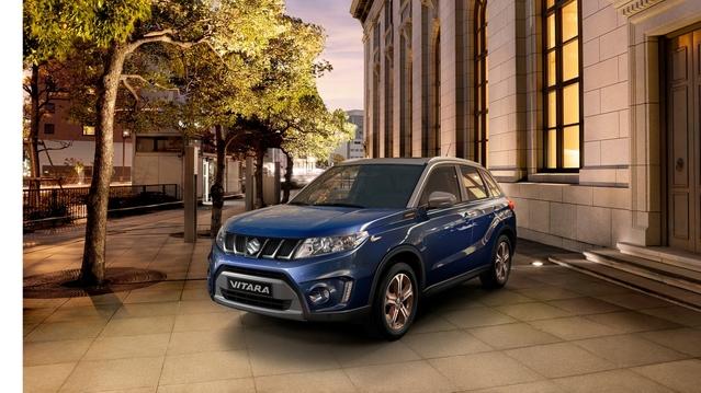 """Suzuki dévoile une série spéciale """"Copper"""" pour le Vitara"""