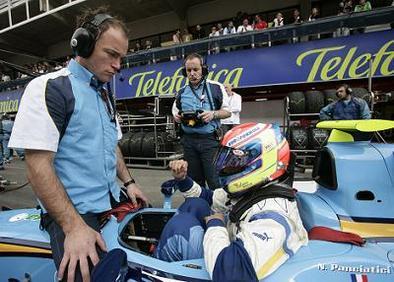 GP2 - Nelson Panciatici: A la découverte de Silverstone ce week-end