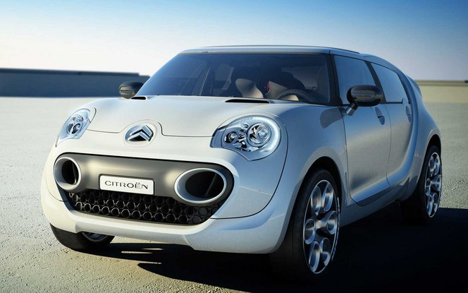 (Porte-à-porte) La véritable Citroën Cactus c'est la nouvelle C1!