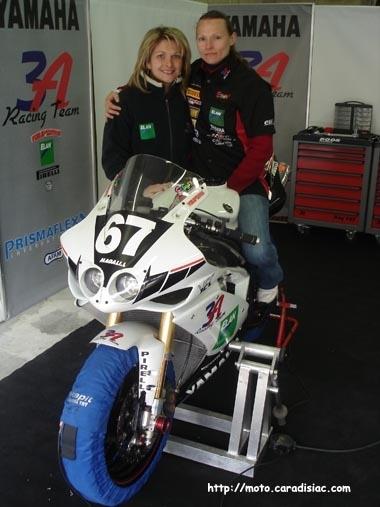 24 H du Mans en direct : Magali Langlois, seule femme pilote des 24 heures