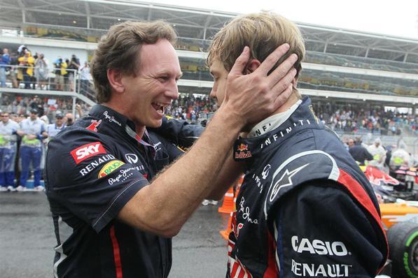 F1 GP du Brésil : Button clôture, Alonso second et Vettel champion miraculé