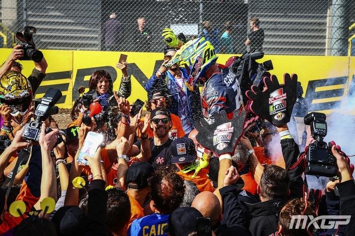 Antonio Cairoli MXGP 2017
