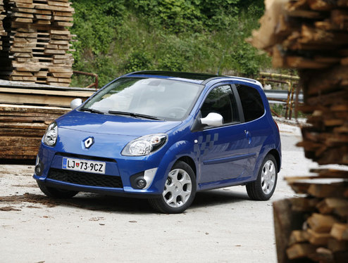 la renault twingo en 12 chiffres cl s. Black Bedroom Furniture Sets. Home Design Ideas